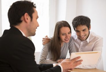 in-home sales consultation