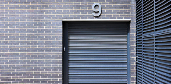 Commercial Garage Doors Crawford Amp Brinkman