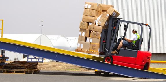 Loading Dock Equipment Crawford Amp Brinkman