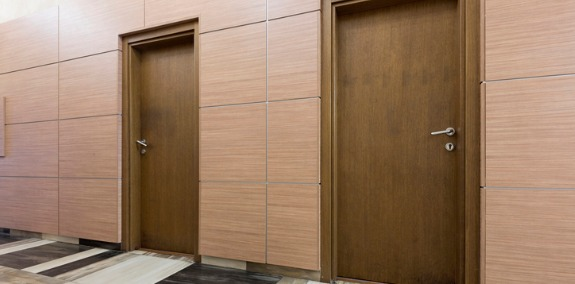 Strek-O Commercial Wood Doors