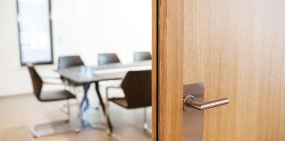 Strek-O Architectural Wood Doors